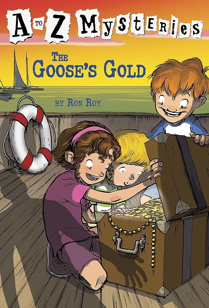 パドル縫う心理的にA to Z Mysteries: The Goose's Gold (English Edition)
