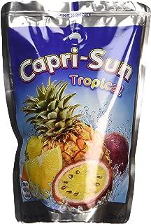 Original Capri Sun Tropical Juice Imported From The UK Squash The Best Of British Juice Capri Sun Tropical Flavour 200 ml