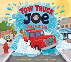 Tow Truck Joe Makes a Splash