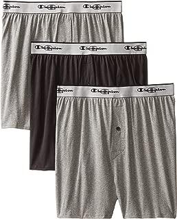 Men's 3-Pack Knit Boxer