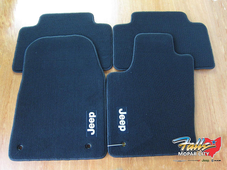 Mopar 82213685AB Premium Carpet quality assurance Mat Max 51% OFF Floor Black