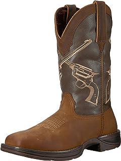 حذاء Ddb0077 الغربي للرجال من Durango