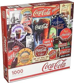 Springbok Coca-Cola Decades of Tradition Jigsaw Puzzle (1000-Piece)