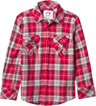 Appaman Kids Boy's Flannel Button-Up Shirt (Toddler/Little Kids/Big Kids)