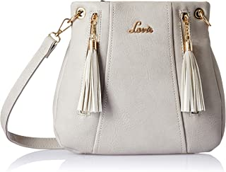 Lavie Cetan Women's Sling Bag (Grey)