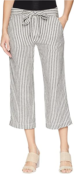 Sasha Stripe Crop Pants