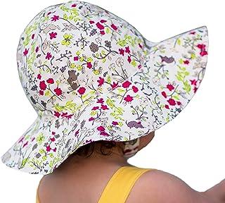 قبعة هجالوز للرضع والأطفال الصغار على شكل زهرة