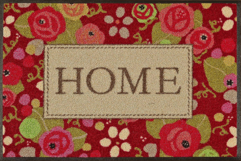 Wash + dry 052234 Fußmatte Rosa Cottage 50 x 75 cm B00BQU84U6