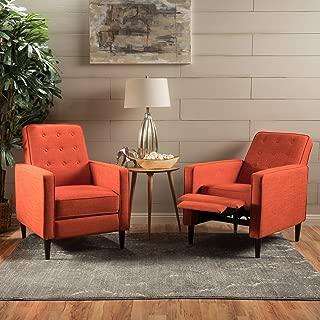 Best orange furniture living room Reviews