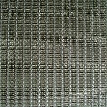 "Original Ampeg Cabinet Grill Cloth, Black/Silver, 34"" Width"