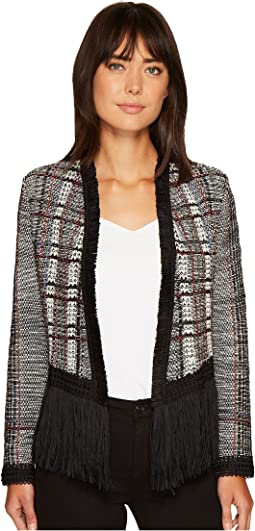 NIC+ZOE - Fall Fringe Jacket
