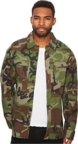 Nike SB - SB Flex Holgate Long Sleeve Camo Top