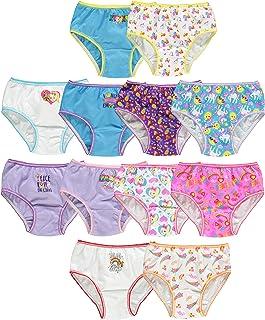 Nickelodeon Girls GUB4224 JoJo Siwa 12 Days 'Un-Boxing' Panty Giftbox Bikini Style Underwear - Multi
