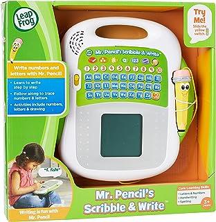 LeapFrog 600803 Mr.Pencil'S Scribble & Write, Multi