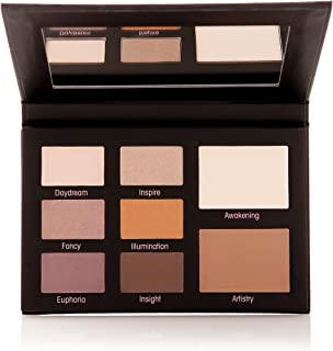 Mally Beauty – Muted Muse Eyeshadow Palette – For All Eye Colors – Light, Medium, and Deep Shades in Cool and Warm Tones – 0.51 Ounce – MY.2101