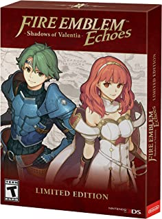 Fire Emblem Echoes: Shadows of Valentia Limited Edition - Nintendo 3DS