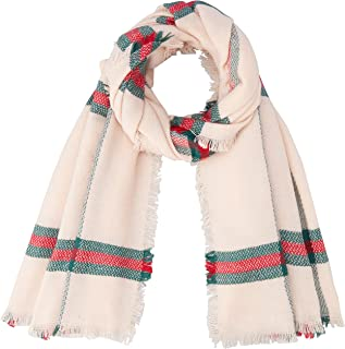 Morgan & Taylor Women's LEXIS Scarves, Cream, One Size