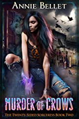Murder of Crows (The Twenty-Sided Sorceress Book 2) Kindle Edition