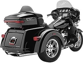 COBRA 09-19 Harley FLHTCUTG 909-Twins Slip-On Exhaust (Chrome)