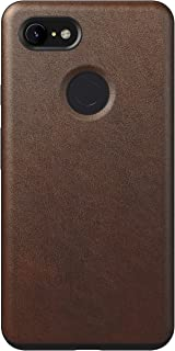 Nomad Rugged Case for Google Pixel Plus   Rustic Brown Leather