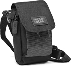 USA Gear Laser Rangefinder Case Holster with Shoulder Strap and Belt Loop - Compatible with Nikon 8397 ACULON AL11, TecTecTec VPRO500, 16228 Arrow ID 5000, Coolshot 20, Monarch 7I, and More