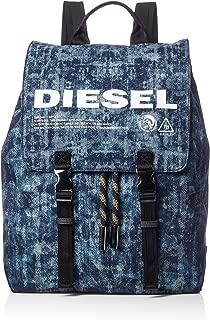 Diesel Men's Volpago Backpack, Poseidon, UNI