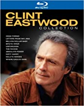 Clint Eastwood Collection: (Absolute Power / Dirty Harry / Gran Torino / Kelly's Heroes / Letters from Iwo Jima / and more)