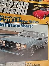 1982 Ford Mustang / Chevy Chevrolet Camaro / Porsche 944 / Fiat Spider 2000 Turbo Road Test