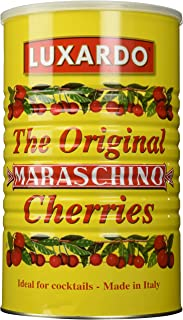 dark cherries in syrup