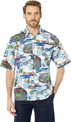 e7c4e904 Reyn Spooner. Boston Red Sox Lahaina Hawaiian Shirt. $98.00. LA Dodgers Hawaiian  Shirt