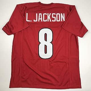 lamar jackson jersey stitched