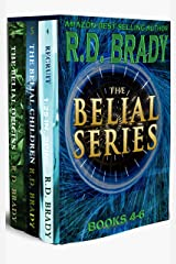 The Belial Series, Books 4-6 (The Belial Boxset Book 2) Kindle Edition