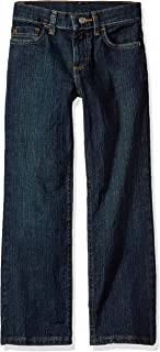 Wrangler Authentics Boys' Straight Fit Stretch Jean