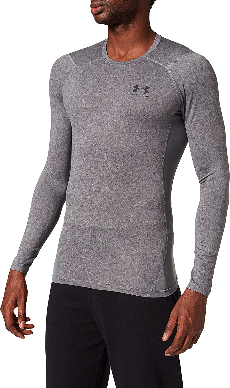 Under Armour Men's HeatGear Rare Compression Long-Sleeve Indianapolis Mall T-Shirt