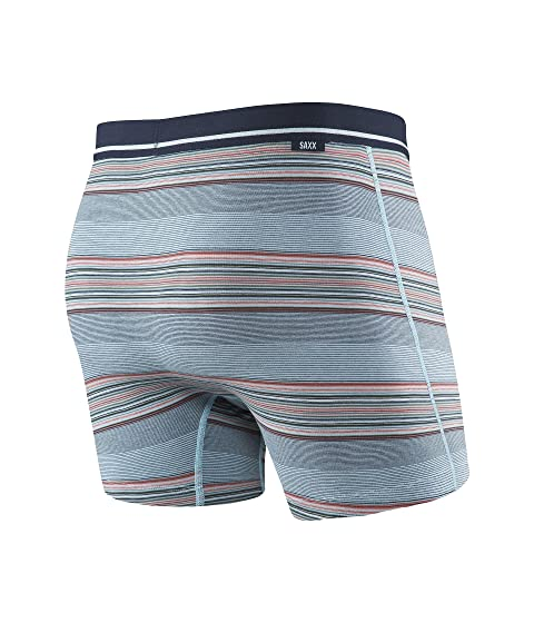 Buy Cheap Limited Edition 2018 New Sale Online SAXX UNDERWEAR 3 Six Five Boxer Navy Rubgy Stripe Buy Cheap 100% Guaranteed Fast Delivery Sale Store 6W6XsTi