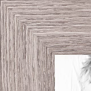 ArtToFrames 15x22 inch  Gray Oak - Barnwood Picture Frame, 2WOM76808-973-15x22