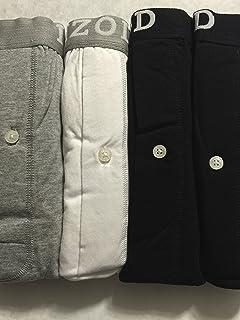 Izod Mens Cotton Knit Boxers 4-pack,XL-40-42W