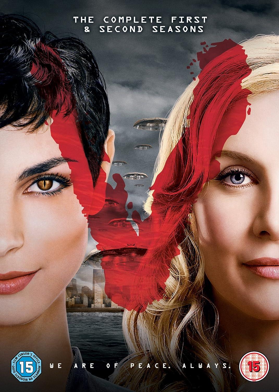 V - Season 1-2 [DVD] [2011]