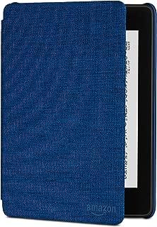 Amazon Kindle Paperwhite (第10世代) 用 ファブリックカバー マリンブルー