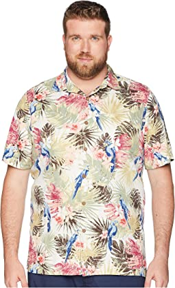 Big & Tall Marino Paradise Shirt