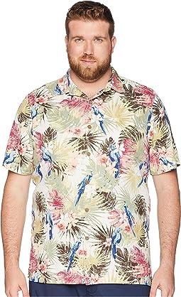 Big & Tall Marino Paradise Shirt