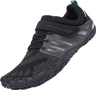SAGUARO Zapatos Descalzos para Hombre Mujer Respirable Secado Rápido Minimalistas Zapatillas de Trail Running Unisexo