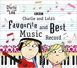 Best charlie and lola music cd Reviews