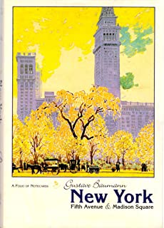 New York: Fifth Avenue & Madison Square (10 Notecards)