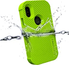 GoPole Bobber Case - Life Jacket Case for iPhone Xs & iPhone X - Green