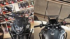 and Suzuki VZ1600 Memphis Shades MEM9974 Quick-Change Mount Kit for Fats//Slim for Kawasaki Vulcan