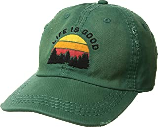 Life is good Sunwashed Chill Cap
