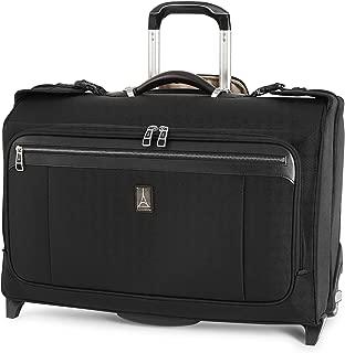 Platinum Magna 2 Carry-on Rolling Garment bag, Black