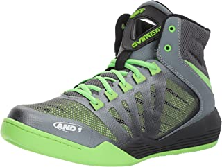 AND1 Men's Overdrive Basketball Shoe