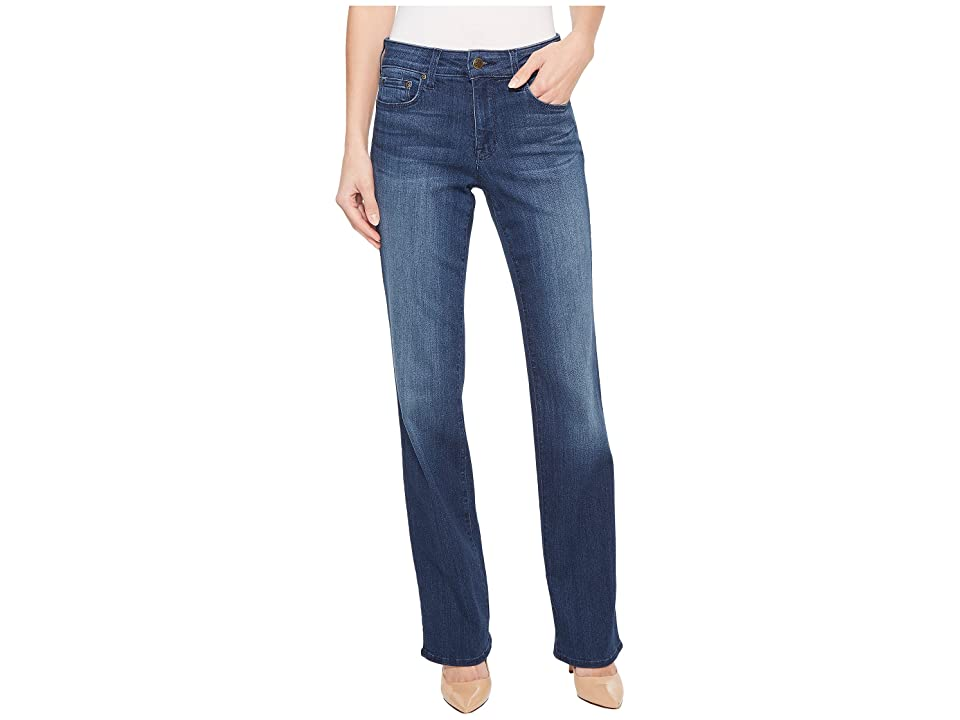 NYDJ Marilyn Straight in Lark (Lark) Women's Jeans